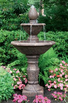 "56"" Two Tier Cortona Fountain 
