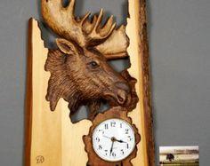 Scultura in rilievo Loup dal regalo di Davydovart in di DavydovArt