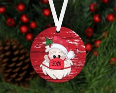 Painted Ornaments, Xmas Ornaments, Christmas Baubles, Christmas Art, Birthday Cup, Birthday Gifts For Her, College Grad Gifts, Homemade Christmas Gifts, Cat Lover Gifts