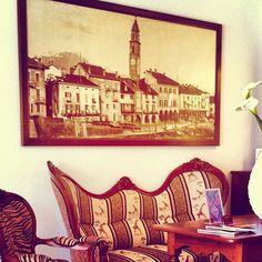 Hotel Mulino reception #ascona #lakemaggiore #reception