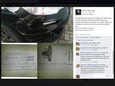 Existe honestidade! 'Ligue para que possa pagar reparo', diz bilhete deixado após batida http://glo.bo/1CATe4Q
