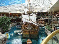 West Edmonton Mall - Alberta