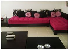 futons | futons confortaveis futons que acolhem anatomicamente seu corpo ...OMG!!! Luv the colors!!!