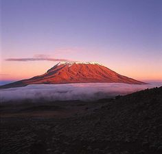I will hike Mt Kilimanjaro What A Wonderful World, Beautiful World, Beautiful Places, Kilimanjaro Climb, The Calling, Active Volcano, Places Of Interest, Tanzania, Time Travel