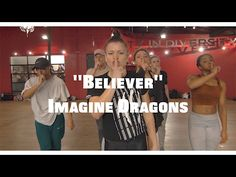 Believer - Imagine Dragons - by Janelle Ginestra - YouTube