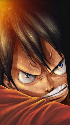 Luffy fan art