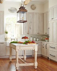 Whitewash Cabinets By NikkiPW Home Decor Kitchens Pinterest - Whitewash kitchen cabinets
