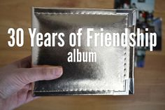 30 Years of Friendship 01 | Amanda Rose blog #wermemorykeepers #albumsmadeeasy #instagram