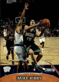 1df07fd2bc5 1999-00 Stadium Club  29 Mike Bibby Front