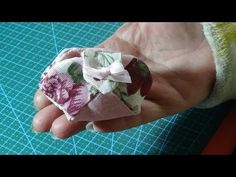Guarda dedal - YouTube Couture, Coin Purse, Patches, Crafty, Make It Yourself, Sewing, Crochet, Blog, How To Make