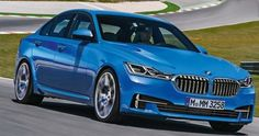 Next-gen BMW 3 Series to be lighter, more aggressive on the outside