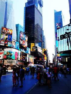 Times Square 2012