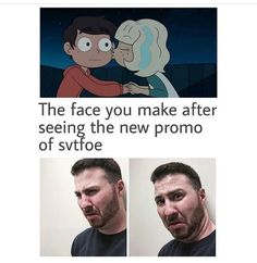 AHHH NO STAHP Star vs the Forces of Evil