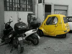Italian car. :)