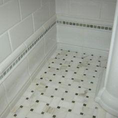 Bath white subway tile Design Ideas, Pictures, Remodel and Decor