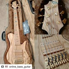 @bassmusicianmag #Repost @online_bass_guitar ・・・ Double tap if you like this awesome shot from @killerbasses #repost #like #awesome…