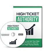 High Ticket Authority Gold Instant Access, Video Tutorials, Ticket, Author, Chart, Places, Gold, Writers, Lugares