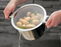 Stellar Tate Draining and stackable casserole