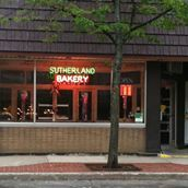 Sutherland Bakery on Midland Street, Bay City, Michigan has the best Coffee Cake . Bay City Michigan, Best Coffee, Coffee Cake, Bakery, Memories, Spaces, Vacation, History, Street