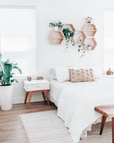 Room Ideas Bedroom, Bedroom Makeover, Home Bedroom, Room Inspiration, Minimalist Bedroom, Room Decor Bedroom, Modern Bedroom, Girl Bedroom Decor, Bedroom