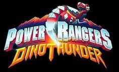 Power Rangers All Rangers (todos los rangers): PowerRranger Dino Thunder