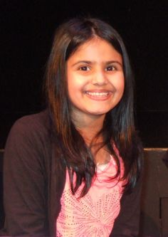 Aaliyah Gohir is a young 11 year old activist and blogger and daughter of the women's rights activist Shaista Gohir.