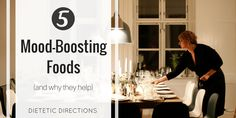 5 Mood-Boosting Foods (and why they help)