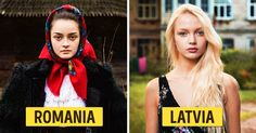 This photographer has captured the beauty of women from 37 countries