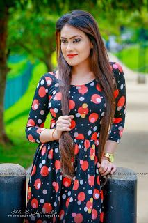 Himaya Bandara - Sri Lankan Beautiful,Hot & Sexy Actress & model. Most Beautiful Indian Actress, Beautiful Actresses, Hot Actresses, Indian Actresses, Sri Lankan Girls, Stylish Girl Images, Emilia Clarke, Girls Image, Girl Model