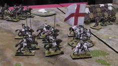 The Tapestry- A Site Devoted to Saga by Gripping Beast and Studio Tomahawk: Saga at Salute - New Crescent and the Cross