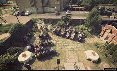 midtown detroit scarab club art wedding