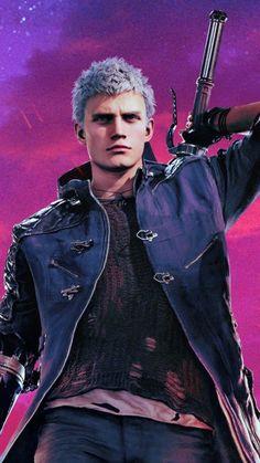 Hack And Slash, Devil May Cry, Game Loft, Nero Dmc, The Dark One, Dmc 5, Fantasy Male, God Of War, Dark Souls