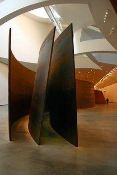 Richard Serra - Matter of Time