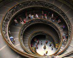 Vaticano... It goes around and around and around... trust me!!!