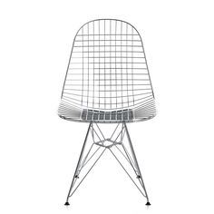 Eames wire chair by vitra