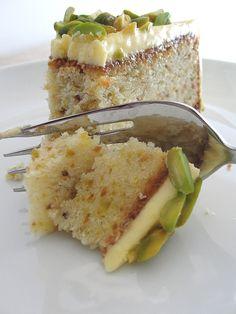 HCB: Sicilian PistachioCake - Home - Sweetbites Blog