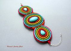 Ethnic style bracelet