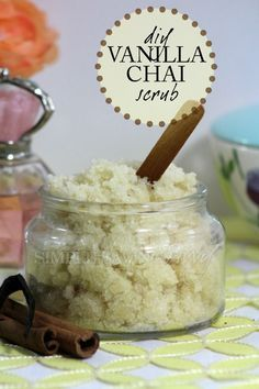 If you love the spicy smell of chai and the way your skin feels after using a body scrub, then you simply must try this DIY Vanilla Chai Scrub with essential oils. It calls for only 3-4 ingredients and takes just five minutes.