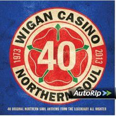 Various Artists - Wigan Casino Anniversary Album [Cd] Uk - Import Soul Tattoo, Northern Soul, Cd Album, Tk Maxx, 40th Anniversary, World Music, Motown, House Music, Ska
