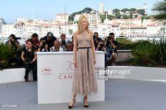 News Photo : Australian actress Nicole Kidman poses on May 24,...