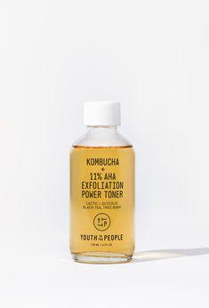Dream Mask, Exfoliating Toner, L Arginine, Dry Face, Glycolic Acid, Lactic Acid, Skin Routine, Kombucha, Skin Care Regimen