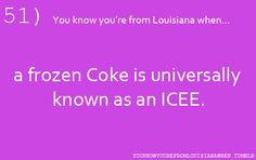 Boy do I miss being able to get an ICEE at every gas station.  And NO, a Slurpee is NOT the same.
