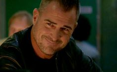 Another screen grab of George Eads as Jack Dalton on MacGyver on CBS