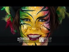 Alaaf schminktutorial - YouTube