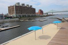 Plage urbaine de Montréal - Ouverture en juin 2012!   Montreal's urban beach - Opens June 2012!