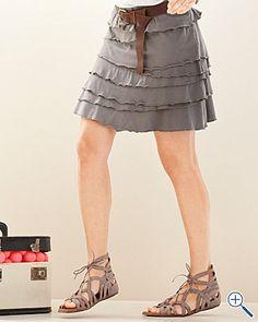 Barcelona Skirt from Garnet Hill