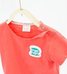 Afbeelding 4 van T-shirt ' van Zara