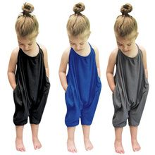 Comprar 2017 New Girls Rompers Toddler Kids Baby Girls Overalls Casual Romper Jumpsuit Fashion Trousers Clothes Girl . China Wholesale Clothing, Wholesale Baby Clothes, Cheap Baby Clothes, Baby Clothes Online, Toddler Boy Fashion, Toddler Girl Style, Kids Fashion, Babies Fashion, Baby Overalls