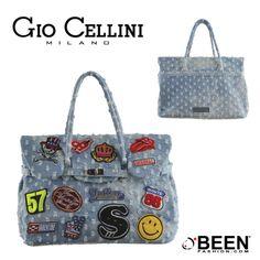 Vuoi un accessorio fashion perfetto per la nuova stagione? Dai un'occhiata a questa borsa #denim #GioCellini! Potrebbe essere proprio ciò che stai cercando! http://www.beenfashion.com/it/gio-cellini-borsa-denim.html?utm_source=pinterest.com&utm_medium=post&utm_content=gio-cellini-borsa-denim&utm_campaign=post-prodotto
