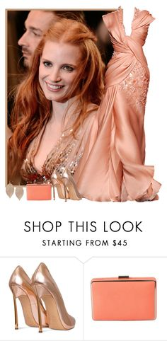 """""""redhead"""" by divacrafts ❤ liked on Polyvore featuring Casadei, MANGO, Humble Chic and Original"""
